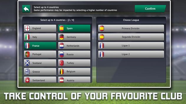 Soccer Manager 2019 screenshot 4
