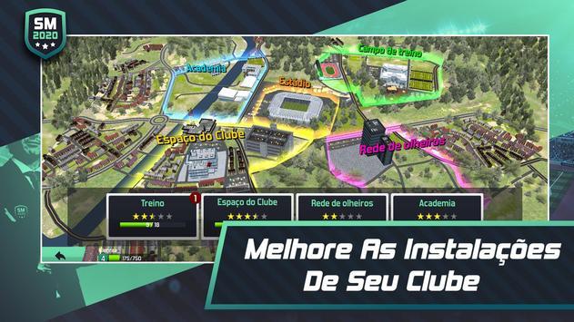 Soccer Manager 2020 - Jogos de Futebol Online imagem de tela 4