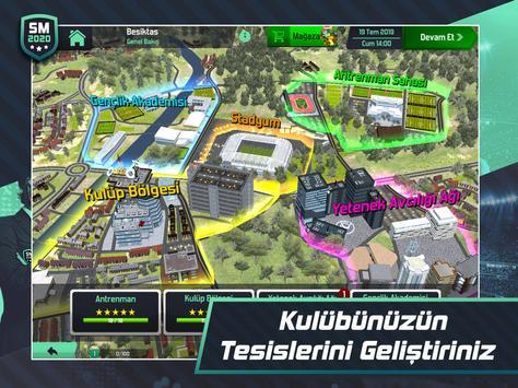 Soccer Manager 2020 - Futbol Menajerlik Oyunu Ekran Görüntüsü 16