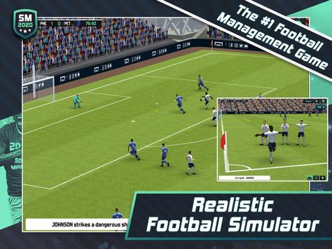 Soccer Manager 2020 - Football Management Game screenshot 6