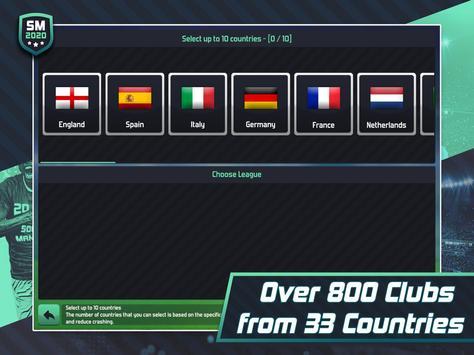 Soccer Manager 2020 - Football Management Game screenshot 8
