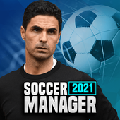 Soccer Manager 2021 - Football Management Game आइकन