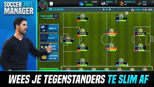 Soccer Manager 2021 - Voetbalmanagement Game screenshot 4