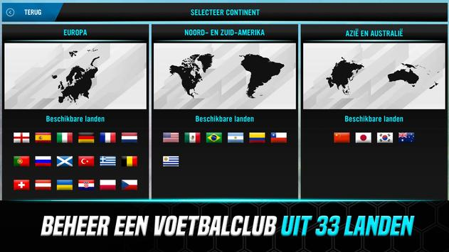 Soccer Manager 2021 - Voetbalmanagement Game screenshot 1