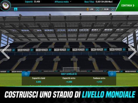 13 Schermata Soccer Manager 2021 - Gioco di gestione calcio