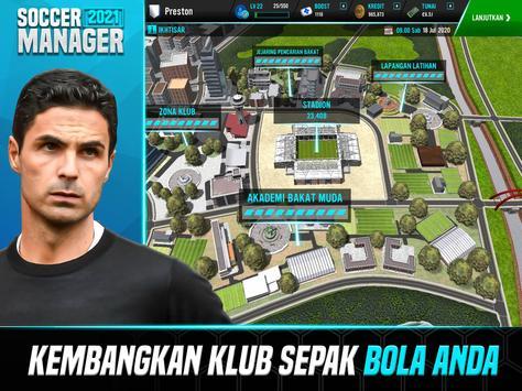 Soccer Manager 2021 - Game Manajemen Sepak Bola screenshot 7