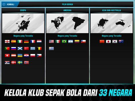 Soccer Manager 2021 - Game Manajemen Sepak Bola screenshot 6