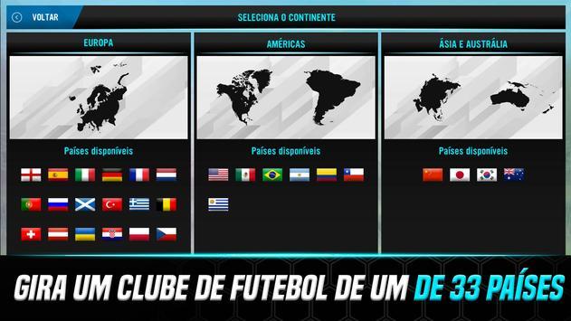 Soccer Manager 2021 - Jogos de Futebol Online imagem de tela 1