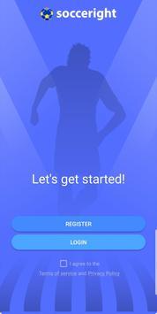 Socceright Messenger screenshot 1