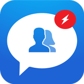 Messenger for Lite Messages, Text & Chat Free icon