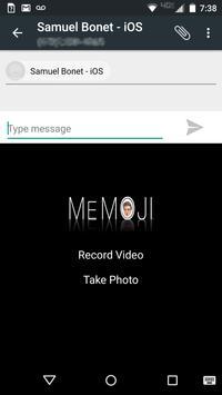 Memoji screenshot 1