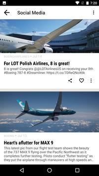 Boeing Now screenshot 1