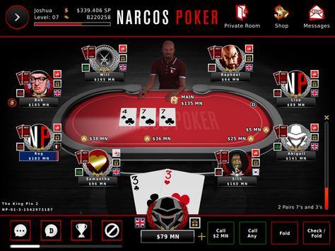 Narcos Poker screenshot 5