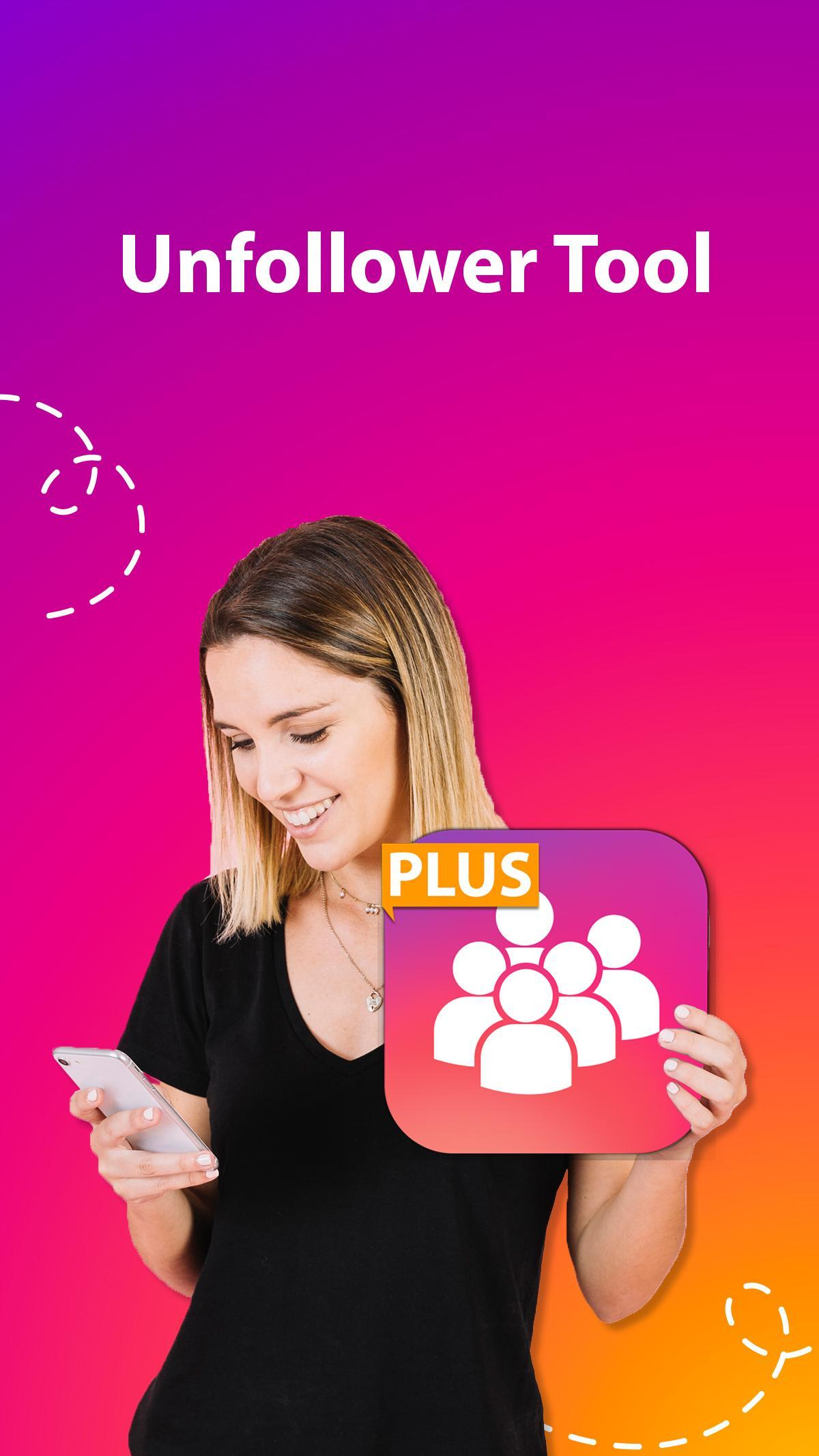 Unfollowers Plus - Who Unfollowed Me On IG for Android - APK Download