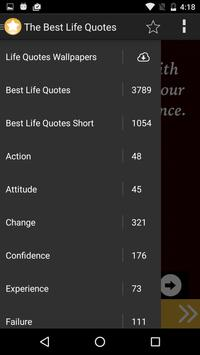 The Best Life Quotes screenshot 1