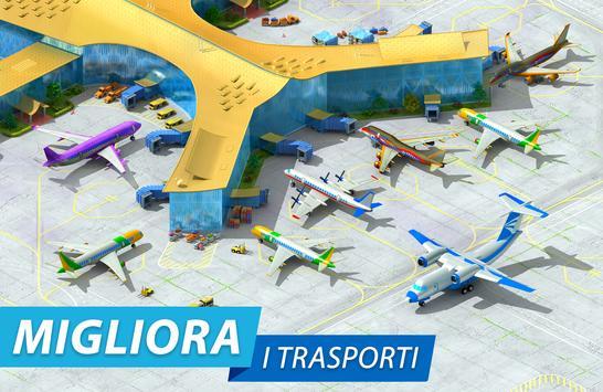 1 Schermata Megapolis. Costruisci la città dei tuoi sogni!