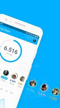 Social Steps screenshot 1