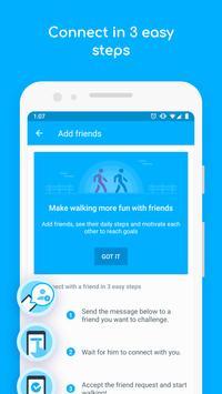 Social Steps screenshot 3