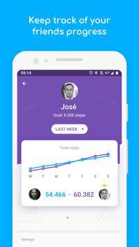Social Steps screenshot 4
