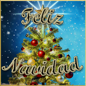 Jojojo Merry Christmas 2018 Happy New Year 2019 icon
