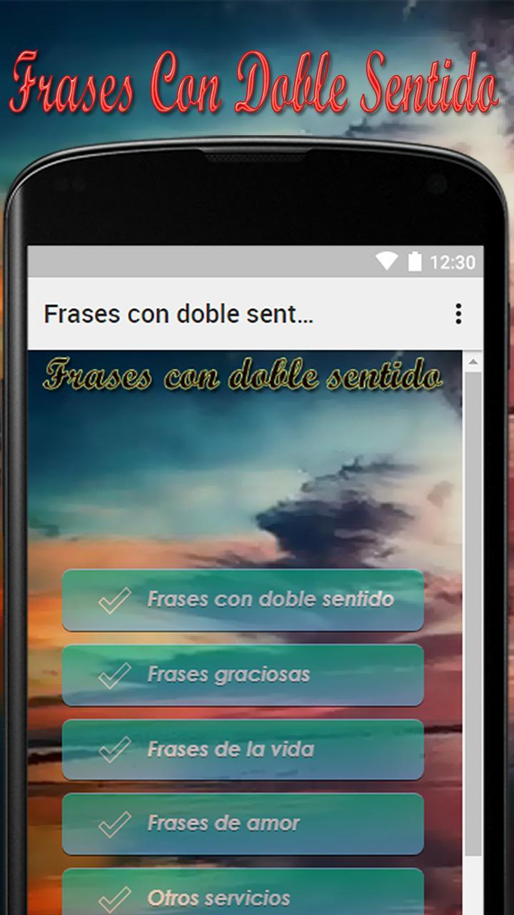 Frases Con Doble Sentido For Android Apk Download