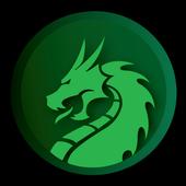 Dragon VPN icon