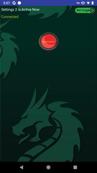 Dragon VPN screenshot 2