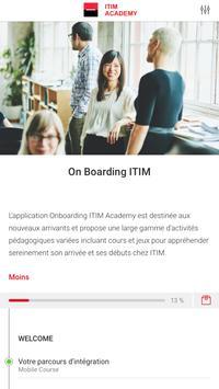 ITIM Academy poster