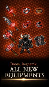 League of Berserk poster