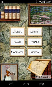 Famous Paintings poster