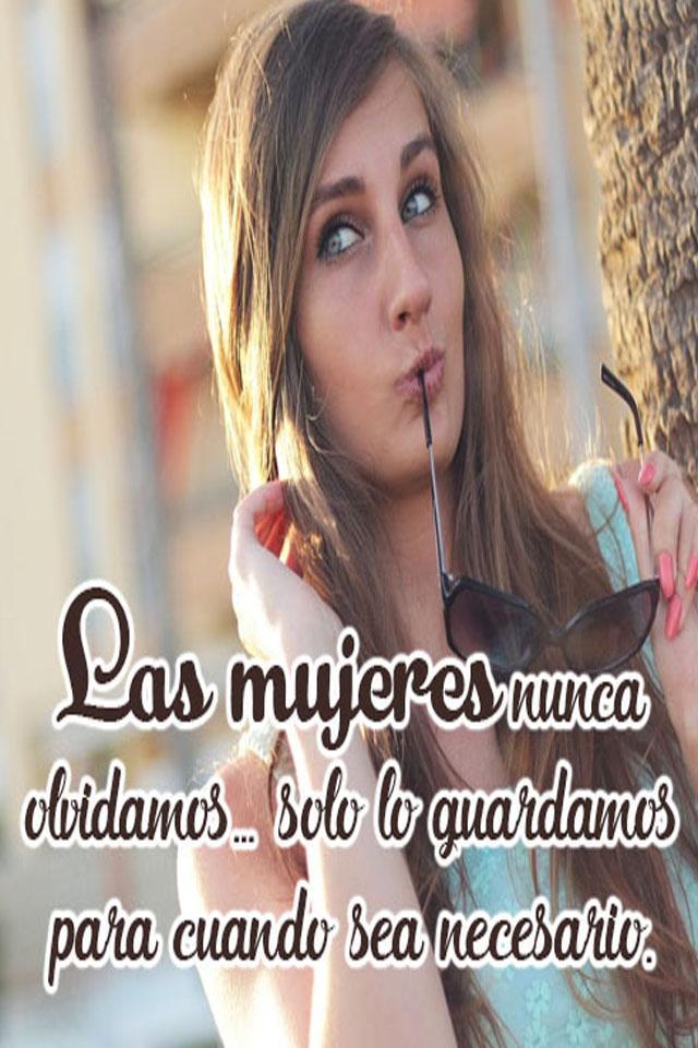 Frases De Mujeres Pour Android Téléchargez L Apk