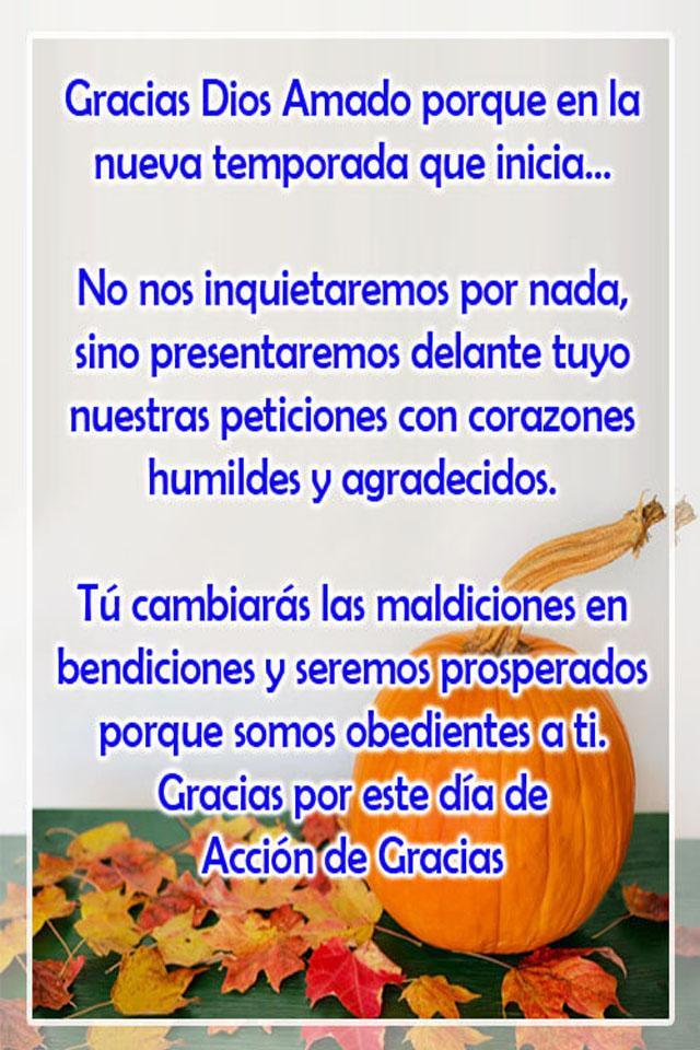 Frases Dia Acción De Gracias For Android Apk Download