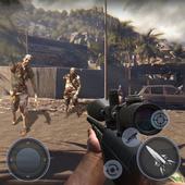 Dead Zombie Battle 2019 - frontier war survival 3d icon