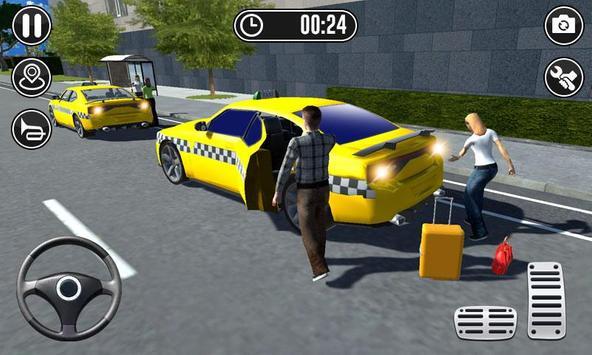NY City Taxi Simulator - Cab Driver Simulator poster