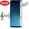 Music player S10 EDGE Galaxy أيقونة