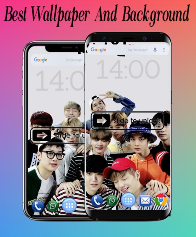 Wallpaper Hd Kpop Wanna One For Android Apk Download