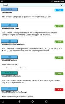 SOF Olympiad Trainer - IMO, NSO, IEO, NCO, IGKO screenshot 9