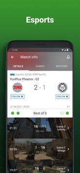 Soccer live scores - SofaScore screenshot 6