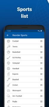 Soccer live scores - SofaScore screenshot 1