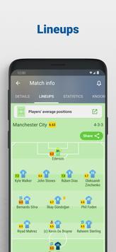 Soccer live scores - SofaScore screenshot 3