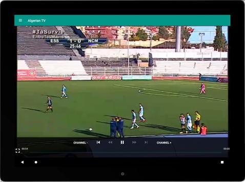 Algerie TV Live - راديو تلفزيون الجزائر imagem de tela 16