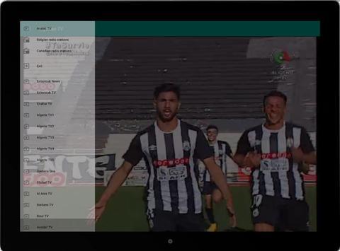 Algerie TV Live - راديو تلفزيون الجزائر imagem de tela 17