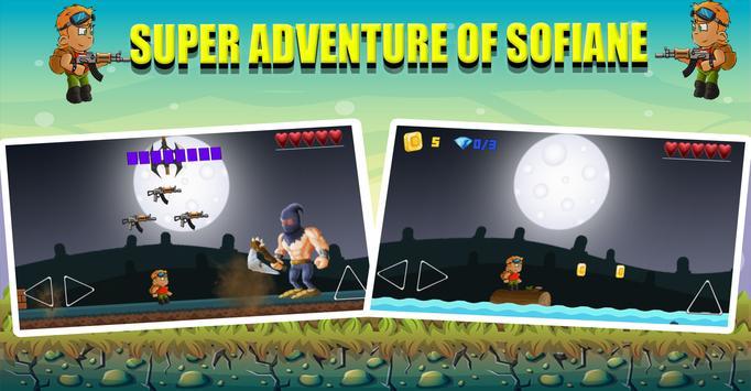 Super Sofiane Adventures & jungle Adventure poster