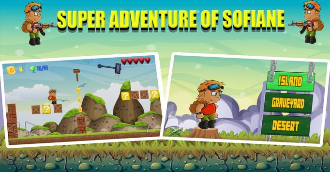 Super Sofiane Adventures & jungle Adventure screenshot 3