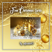 Free Christmas Cards icon
