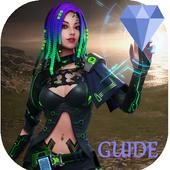 Diamonds free fire calculator icon