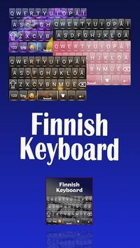 Soft Finish keyboard poster