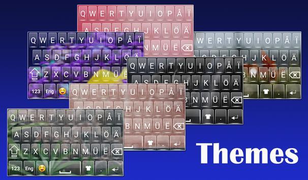 Soft Finish keyboard screenshot 9