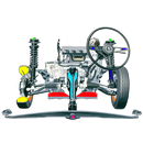 Auto parts. Automotive technologies APK