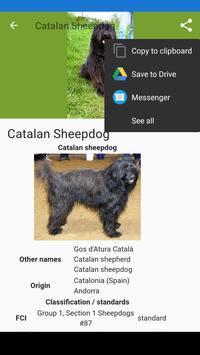 Dog breeds screenshot 2
